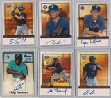2000 Bowman Autograph Chip Ambers Marlins in Camp Lejeune, North Carolina