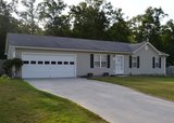 3/2 House on .75 acres for RENT in Camp Lejeune, North Carolina