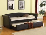 new style day bed with trundle cool look in Riverside, California
