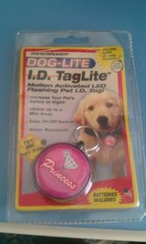 Princess Dog-Lite ID TagLite Motion Activated Tag in Naperville, Illinois