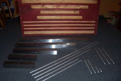 Long Custom Gauge Block Set in Aurora, Illinois