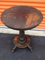 Solid Mahogany Paw Foot Table in Camp Lejeune, North Carolina