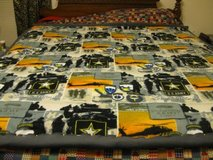 Handmade Army Blankets 1 left. in Fort Bragg, North Carolina
