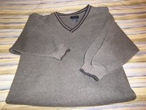 Big/Tall Gray pullover top **price reduced** in Fort Riley, Kansas